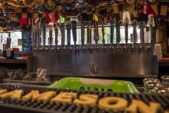 Briny Irish Pub Pompano Craft Beer Taps